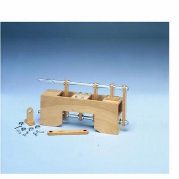 Baseline 55-1053 Work Hardening Table Top Hand Assembly Device