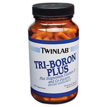 Twinlab 693507 Tri-Boron Plus 120 Capsules