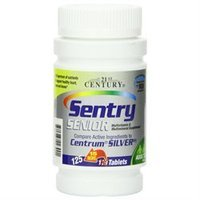 21st Century Healthcare Sentry Senior Multivitamins 100 Tablets, 21st Century Health Care