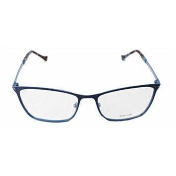 Police VPL061 Eyeglasses 06Q5 Blue 54mm