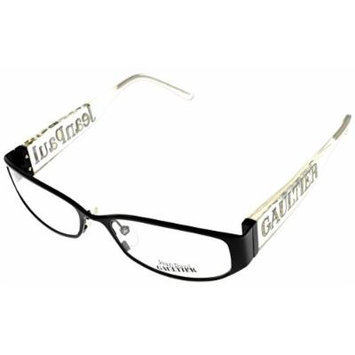 Jean Paul Gaultier Prescription Eyewear Frames VJP021S 0530 Shiny Black Swarvoski