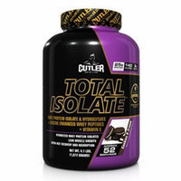 Cutler Nutrition Total Isolate Powder, Cookies and Cream, 4.1 Pound