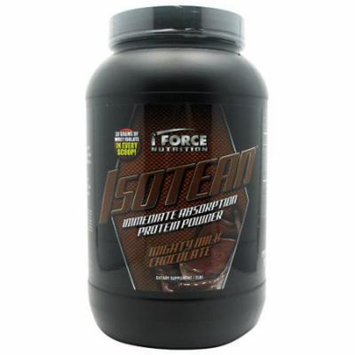 iForce Nutrition Isotean Mighty Milk Chocolate - 2 lbs