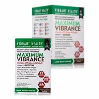 Maximum Vibrance Multi Supplement Powder, Chocolate - 10 Single Packets by Vibra