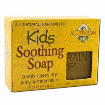 All Terrain Kids Soothing Bar Soap, 4 oz
