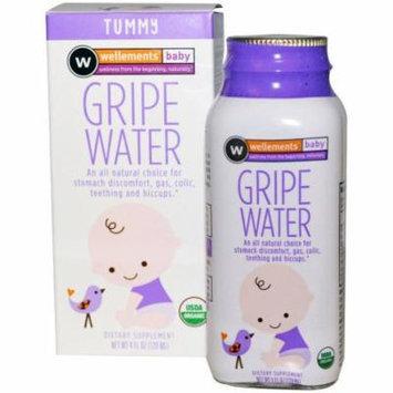 Wellements Baby Organic Gripe Water Dietary Supplement
