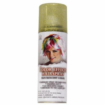 Hairspray Glitter,Silver (Orm-