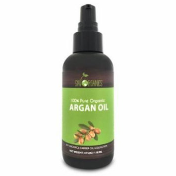 Sky Organics Best Moroccan Argan Oil: Unrefined, 100% Pure from Morocco (4 Pack)