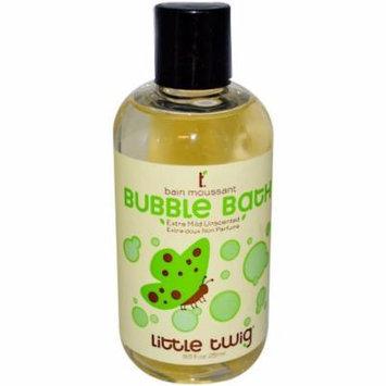 Little Twig Bubble Bath Extra Mild Unscented, 8.5 oz