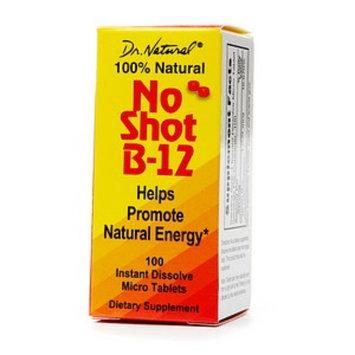 World Organic No Shot B-12