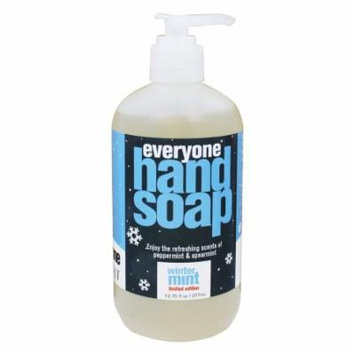EO Products - Everyone Liquid Hand Soap Winter Mint - 12.75 oz. Limited Edition