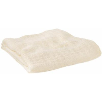 BedVoyage Rayon from Bamboo-blanket - Travel/Throw - Ivory-1 Pack