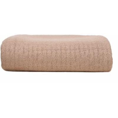 BedVoyage Rayon from Bamboo-blanket - Queen - Champagne-1 Pack