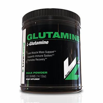 LiveLong Nutrition Glutamine, 14.12 Ounce