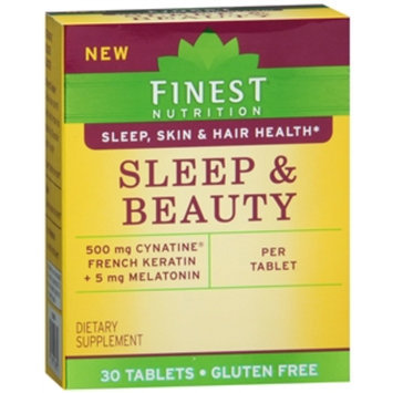 Finest Nutrition Sleep and Beauty Tablets