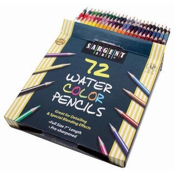 Sargent Watercolor Pencils 72 ct.