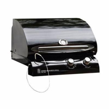 Outdoor Greatroom Company JAG24-K Cook Number Black Porcelain Convection Gas Grill Head