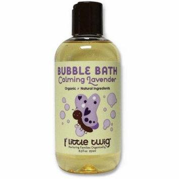 Little Twig Bubble Bath Calming Lavender, 8.5 oz