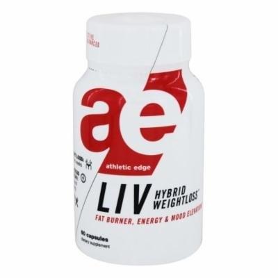 Athletic Edge Nutrition - LIV Hybrid Weight-Loss - 60 Capsules