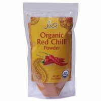 Jiva USDA Organic RED Poha (Beaten Rice) 14 Ounce Bag