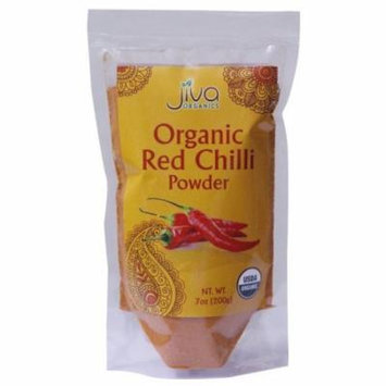 Jiva USDA Organic RED Poha (Beaten Rice) 14 Ounce Bag