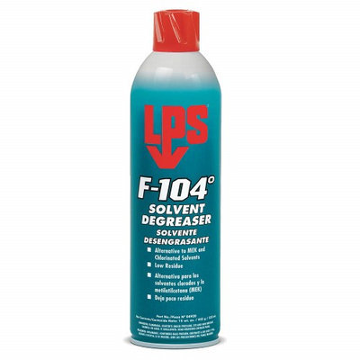 LPS 04920 F-104,Degreaser, Size 20 oz,20 oz.