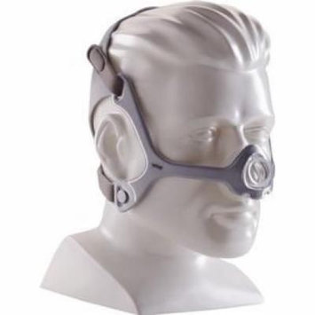 Respironics Wisp Mask with Clear Frame and without Headgear Compact Design 1 Count