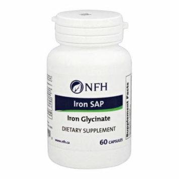 NFH - Iron Sap - 60 Capsules