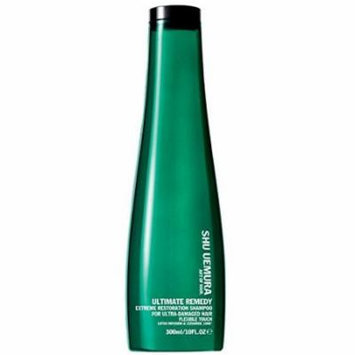 Shu Uemura Ultimate Remedy Extreme Restoration Shampoo 10 Oz