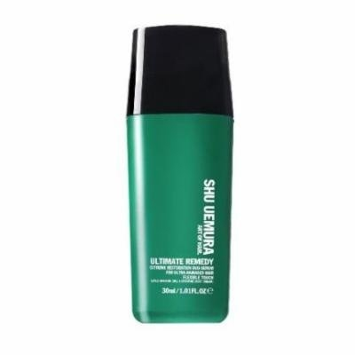 Ultimate Remedy Extreme Restoration Duo-Serum For Ultra-Damaged Hair by Shu Uemura for Unisex - 1.01 oz Serum