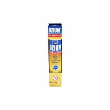 Ozium Spray Automotive Air Freshener, 3.5 oz Vanilla