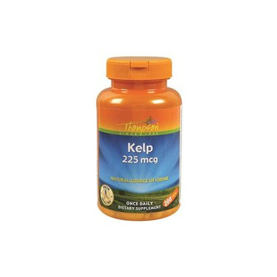 Kelp 225mcg 200 tabs, Thompson Nutritional Products
