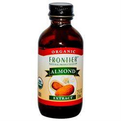 Frontier Organic Almond Extract - 2 fl oz