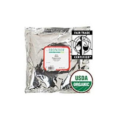 Frontier Natural Products - Turmeric Root Powdered Organic - 1 lb.