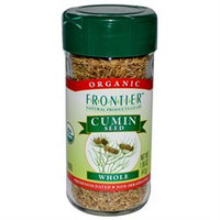 Frontier Natural Products - Cumin Seed Whole Organic - 1.68 oz.