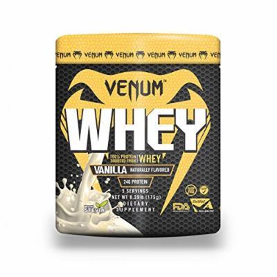 Venum Whey Protein - 5 Servings - Vanilla