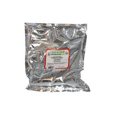 Frontier Cinnamon Powdered Ceylon Organic Fair Trade Certified - 1 lb