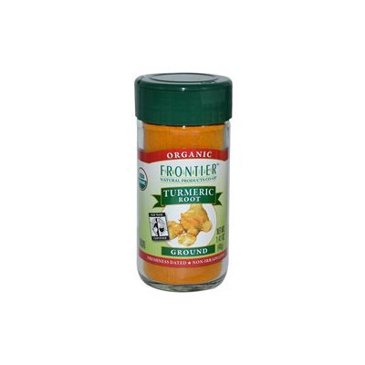 Frontier Natural Products Organic Turmeric Root Ground - 1.41 oz