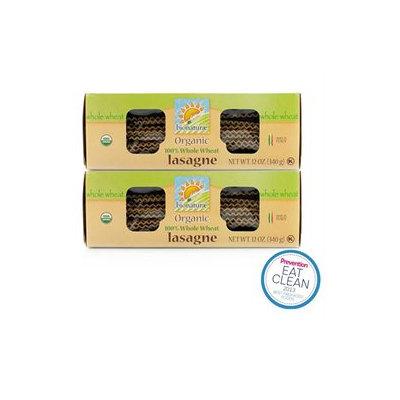 Bionaturae Lasagna 100% Whole Wheat Pasta Organic - 12 oz