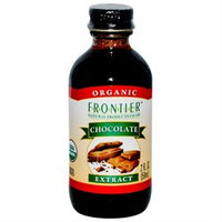 Frontier Natural Products Chocolate Extract Og 2 - Ounce