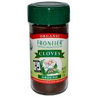 Frontier Natural Products Organic Cloves Ground - 1.9 oz