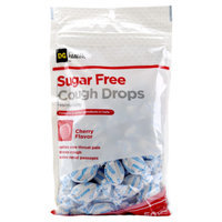 DG Health Cherry Sugar-Free Cough Drops - 40 ct