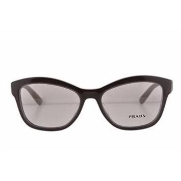 Prada PR29RVF Eyeglasses 54-17-140 Opal Brown UAM1O1 VPR29RF For Women (FRAME ONLY)