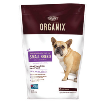 Castor & Pollux ORGANIXA Small Breed Adult Dog Food