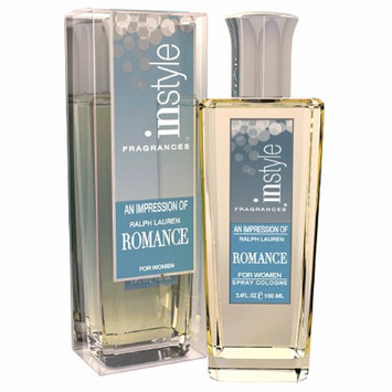 Instyle Fragrances An Impression Spray Cologne for WomenRomance