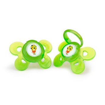 Chicco 12+ Month 2 Pack Comfort Shield Orthodontic Pacifier - Neutral