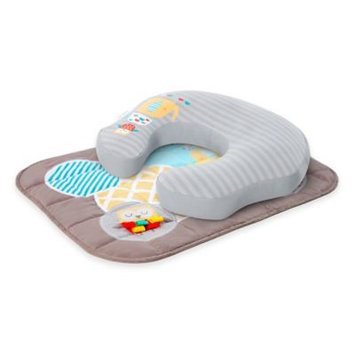 Comfort & Harmony Simply Mombo Love-to-Lounge Nursing Pillow with Lounge Mat