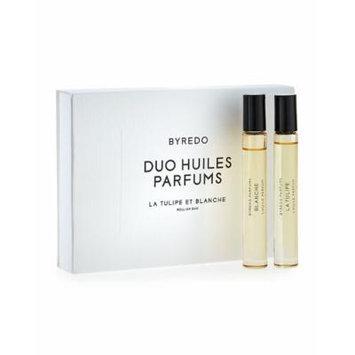 Byredo Roll-On Duo, Blanche & La Tulipe, 7.5 mL each