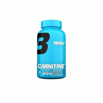 Beast Sports Nutrition Carnitine, 180 count