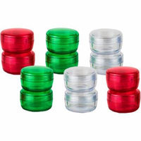 iGo Travel Jars, 12 count